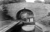 Bridge 14 - 1914 - concrete channel under construction - looking west