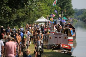 Cosgrove Canal Festival & Craft Fair @ Cosgrove | United Kingdom