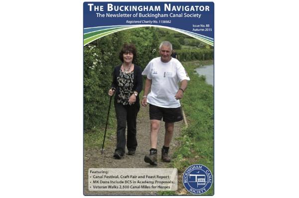 The Buckingham Navigator - Issue 88 Autumn 2015