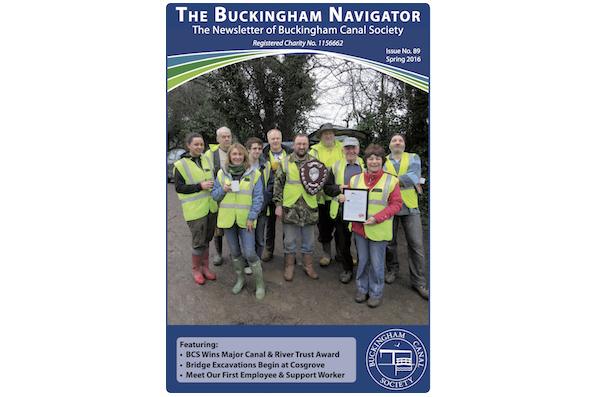 The Buckingham Navigator - Issue 89 Spring 2016