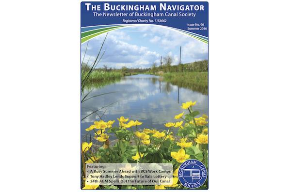 The Buckingham Navigator - Issue 90 Summer 2016