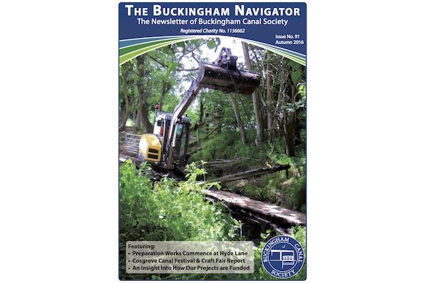 The Buckingham Navigator - Issue 91 Autumn 2016