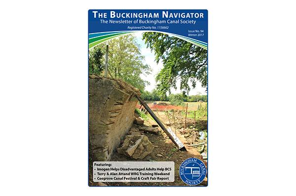 The Buckingham Navigator - Issue 94 Winter 2017