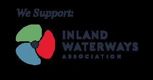 We support Inland Waterways Association