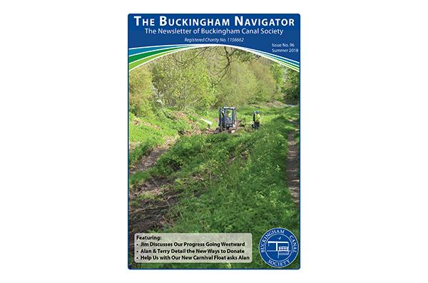 The Buckingham Navigator - Issue 96 Summer 2018